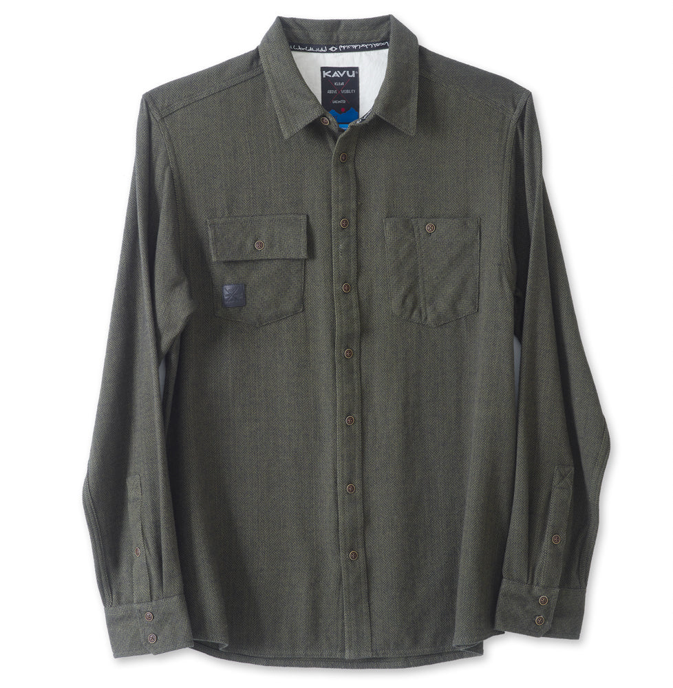 KAVU Langley Shirt