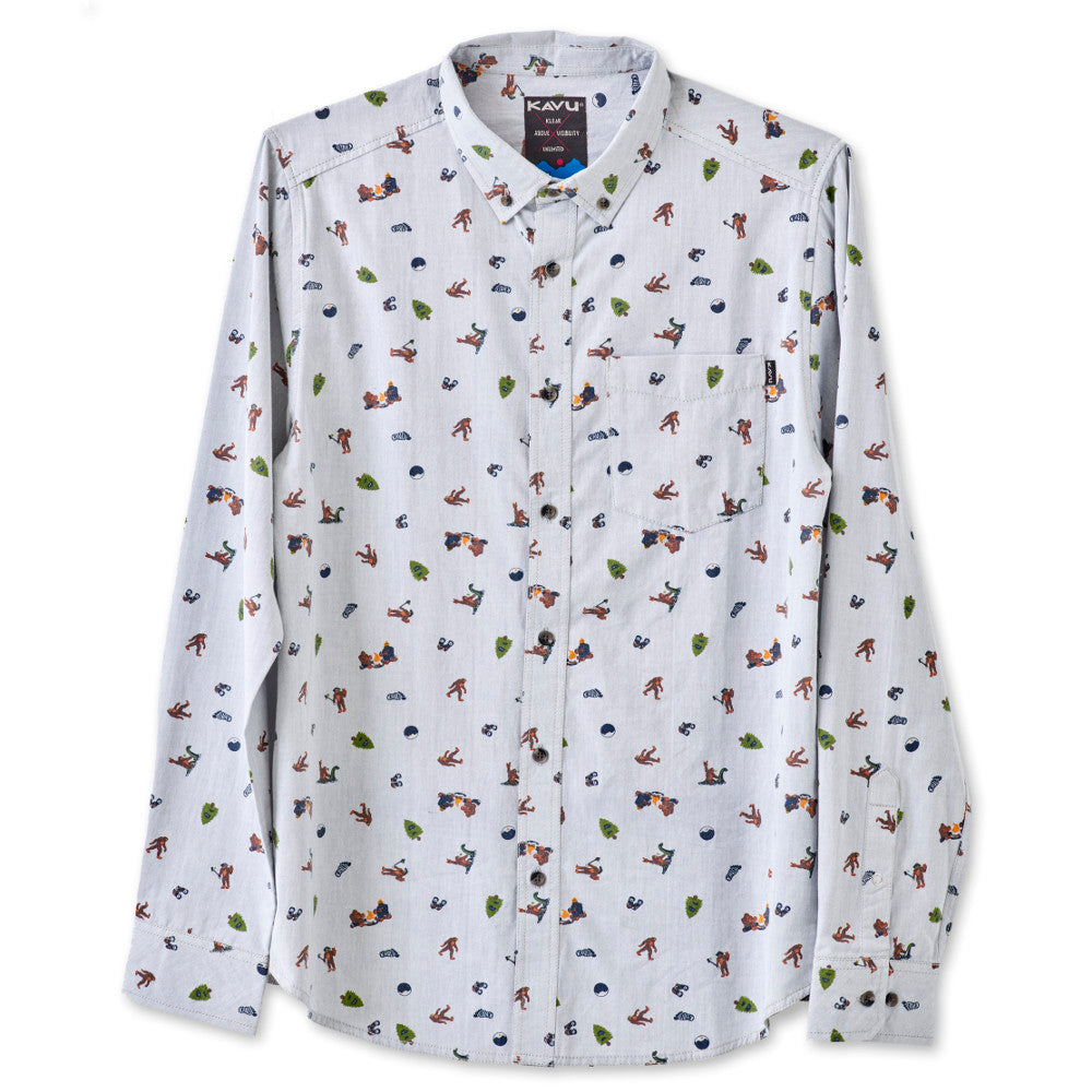 KAVU Linden Shirt - Sale