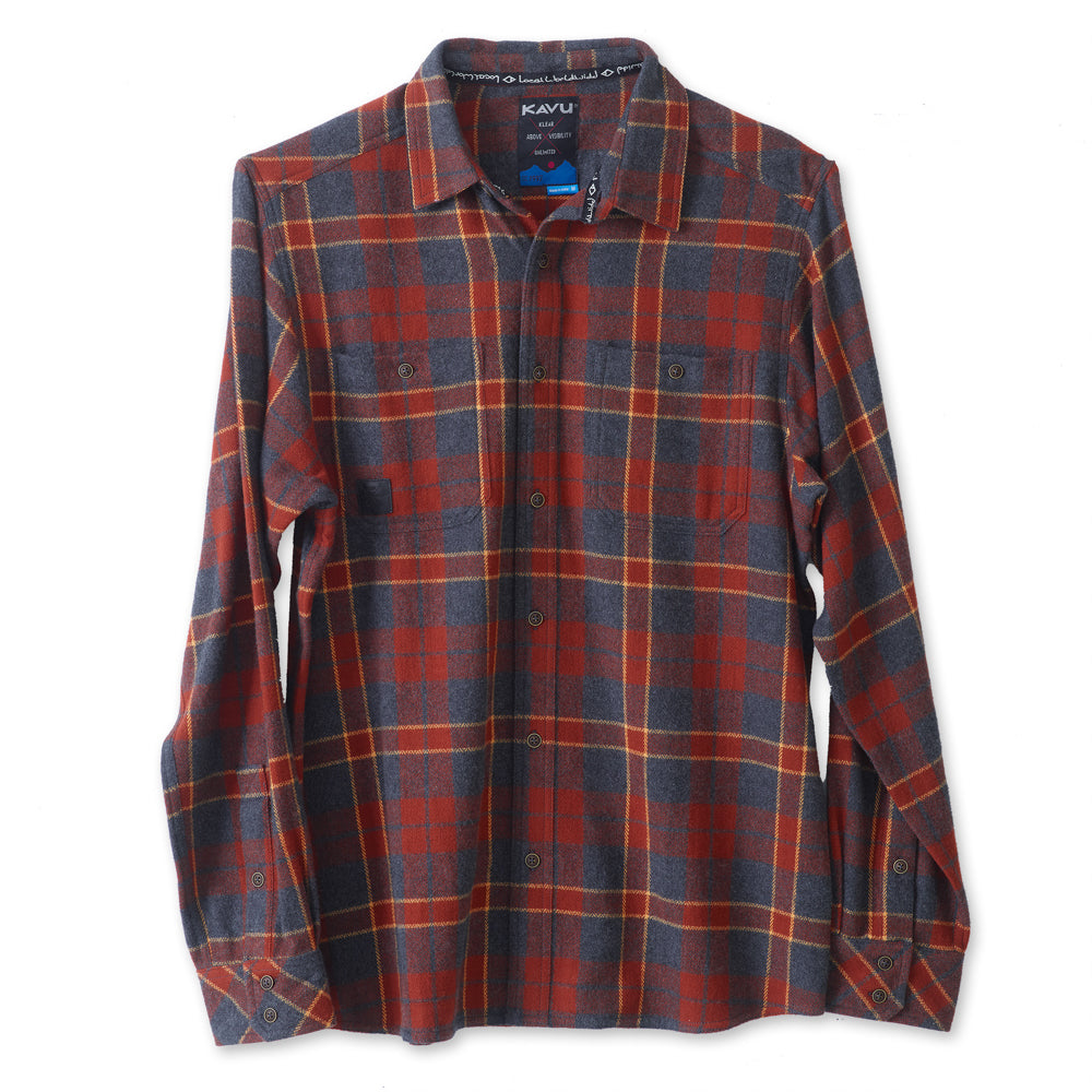 KAVU Big Joe Flannel Shirt