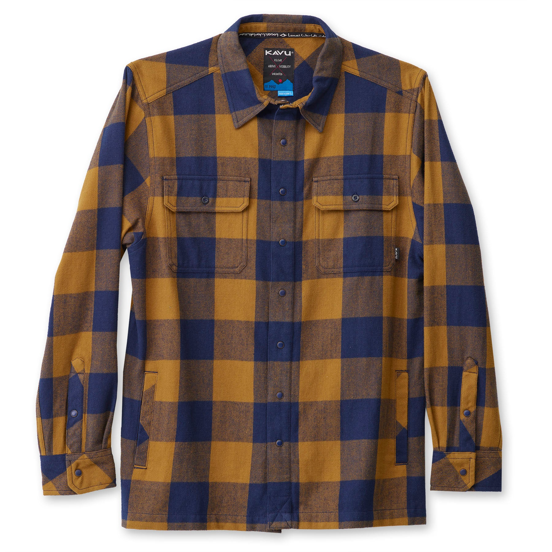 KAVU Men's Northlake Shirt Jacket - Sale