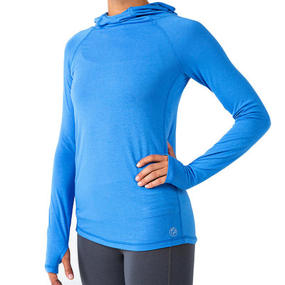 Free Fly Women's Bamboo Shade Hoody