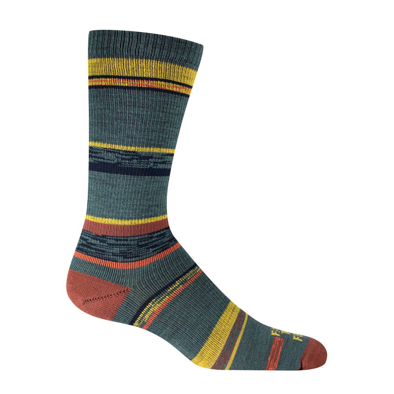 Farm to Feet King Lightweight Crew Sock - Men's