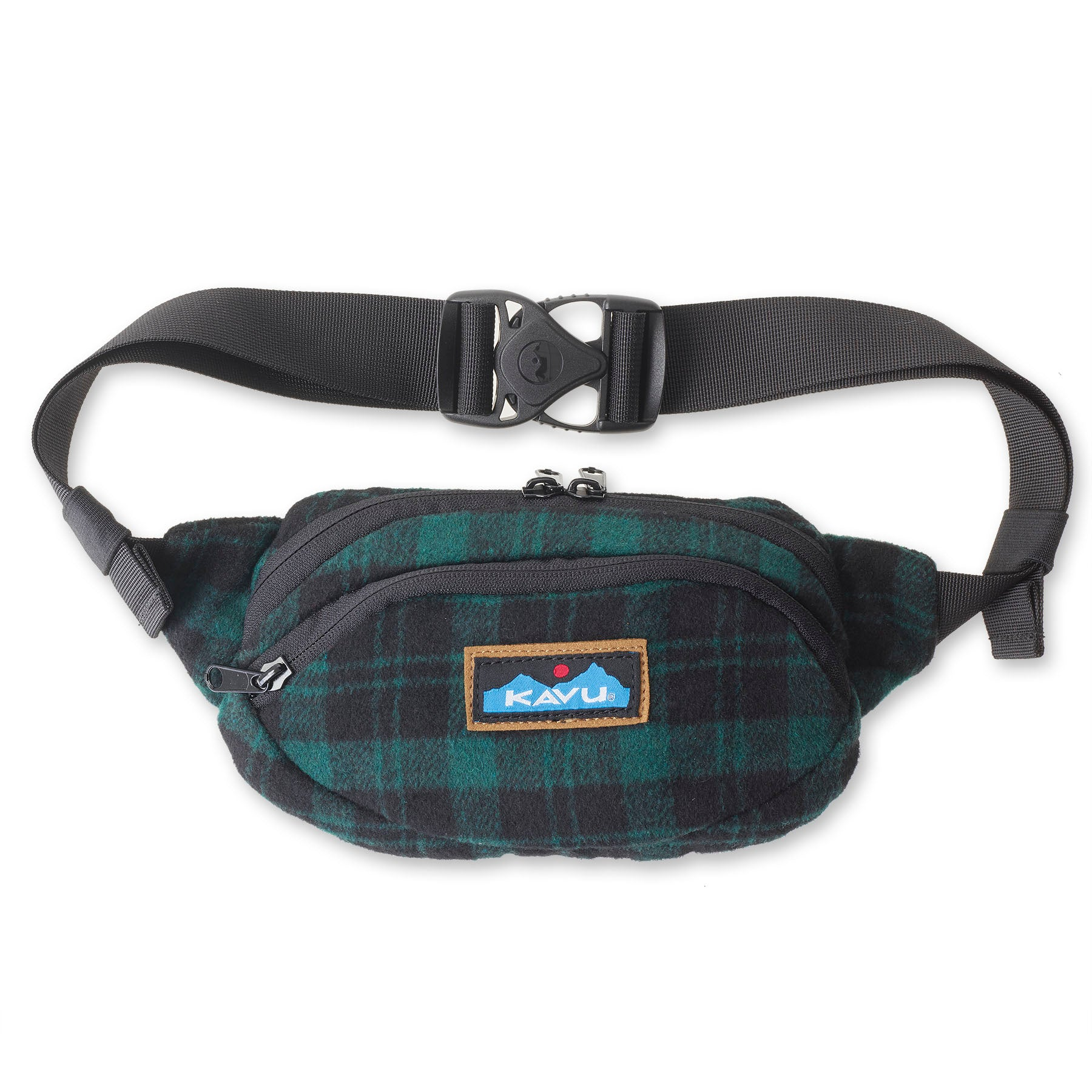 KAVU Plaid Spectator