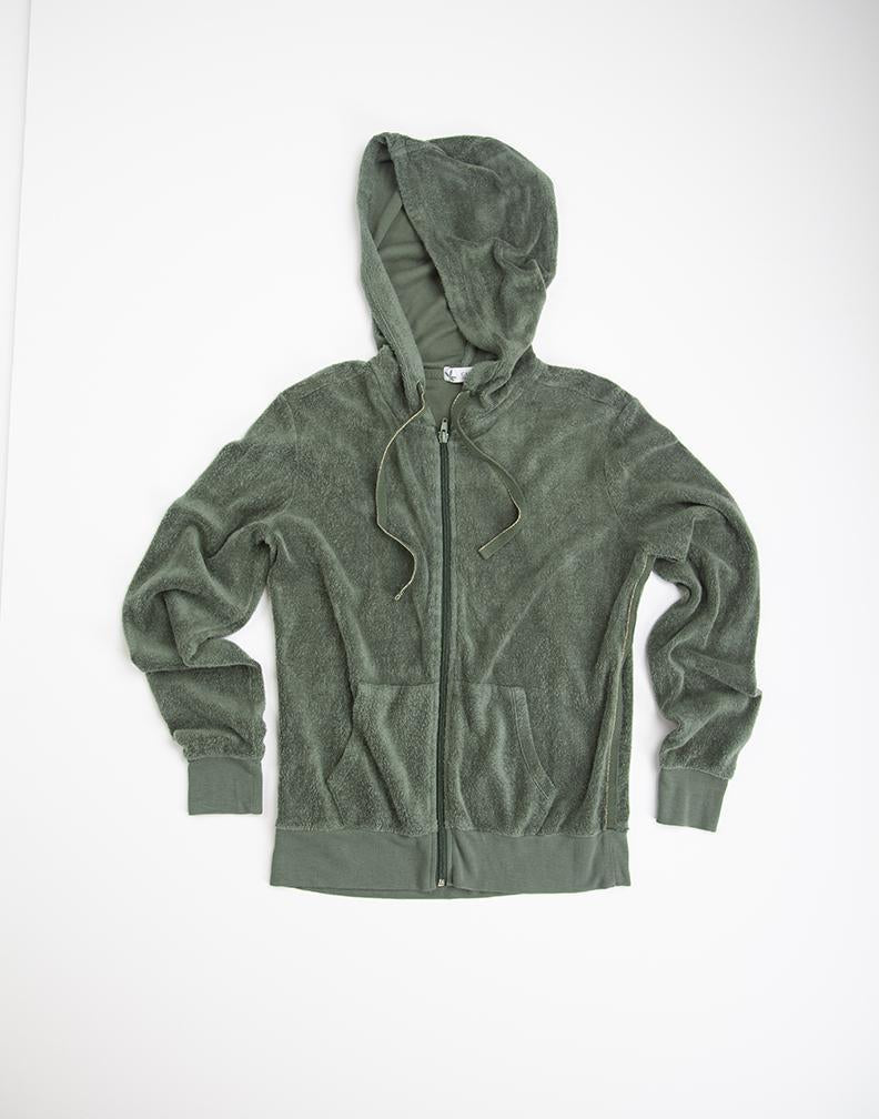 Carve Designs Arbor Zip-Up - Sale