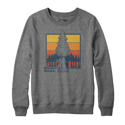 Parks Project Bigfoot Nurture Nature Crew Sweatshirt