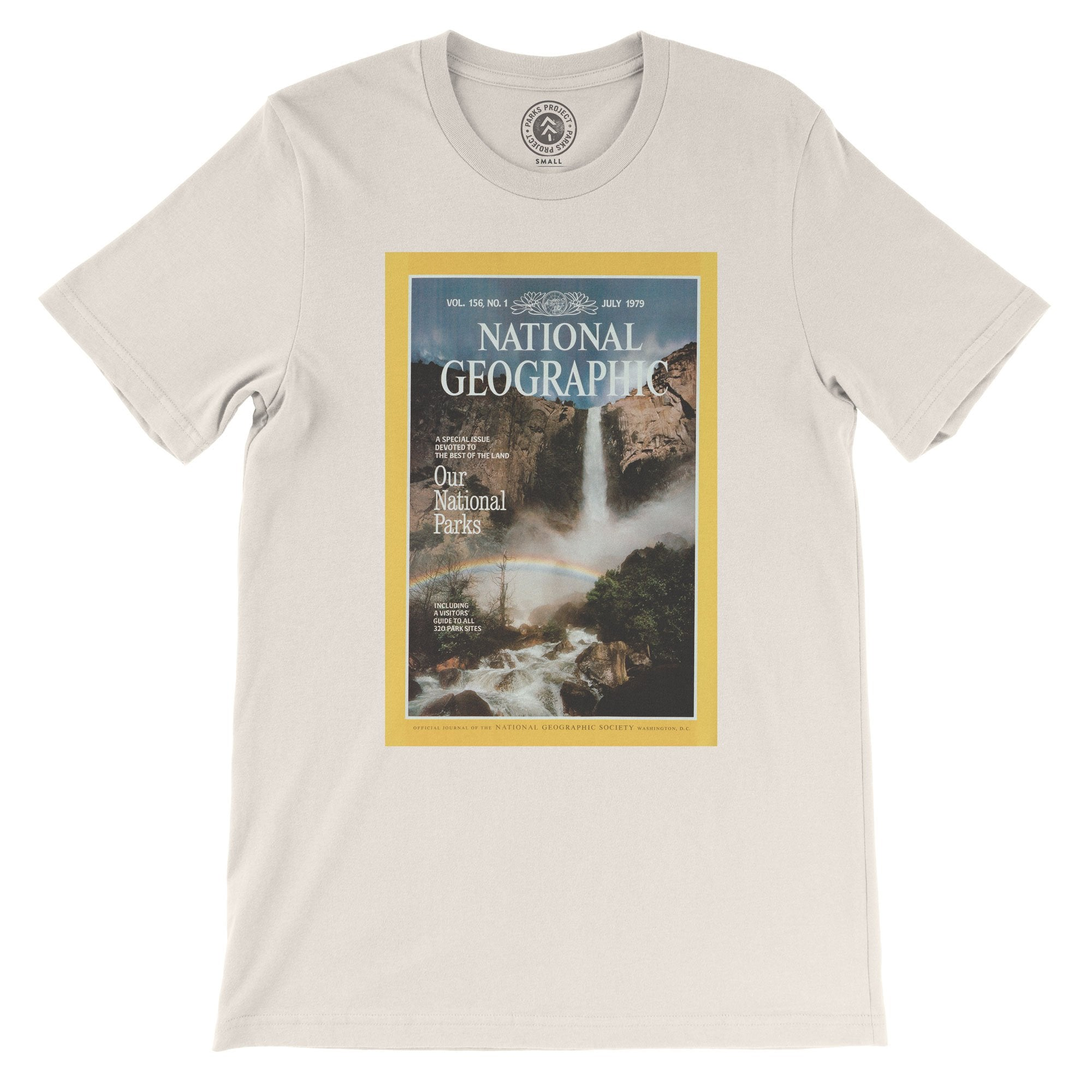 Parks Project National Geographic Vintage Magazine Cover Tee