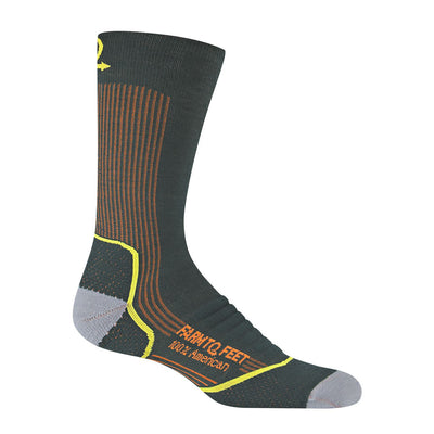 Farm to Feet Damascus Lightweight Crew Sock - Men's