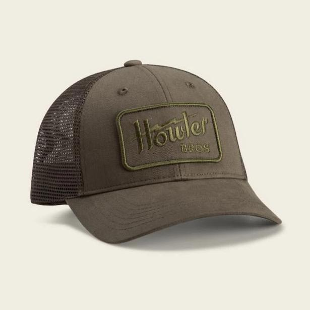 Howler Brothers Howler Electric Hat - Rifle Green