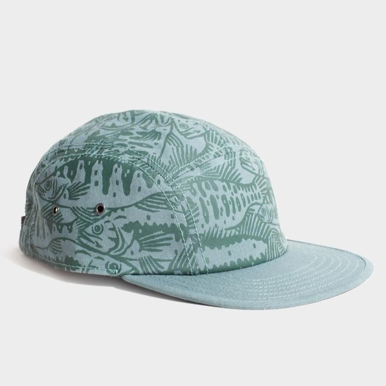 United By Blue Fresh Catch 5 Panel Hat