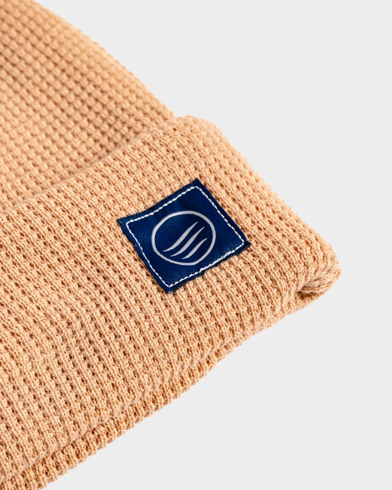 United By Blue High Fold Waffle Beanie