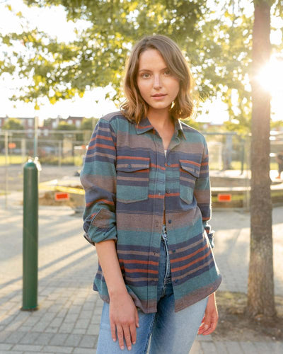 United By Blue Women's Responsible Flannel - Sale