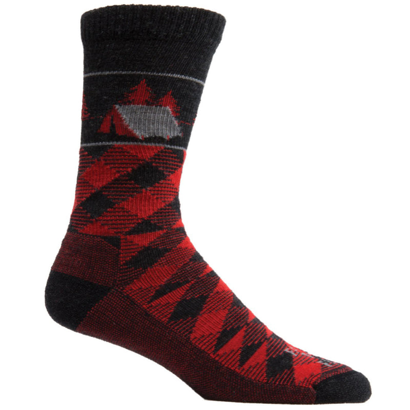 Farm to Feet Franklin Lightweight Camp Crew Sock - Men's