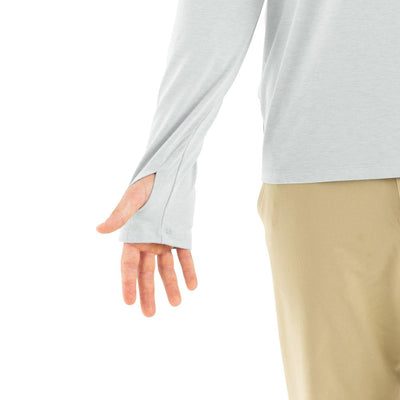 Free Fly Men's Bamboo Crossover Hoody - Final Sale