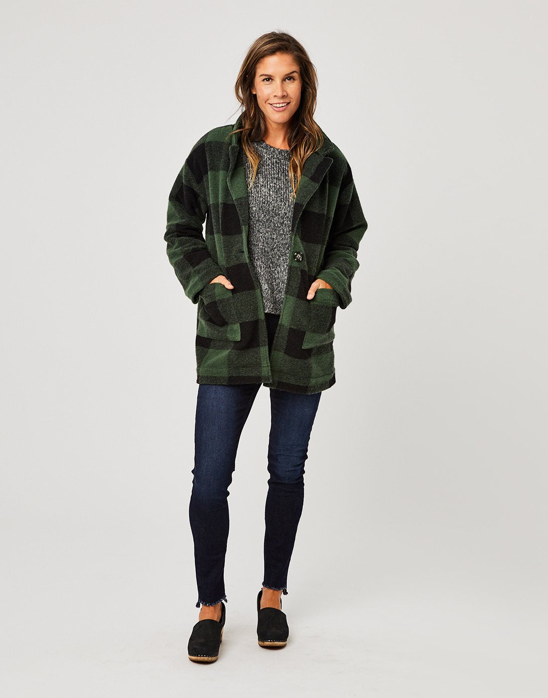 Carve Designs Fairview Fleece Topper - Sale