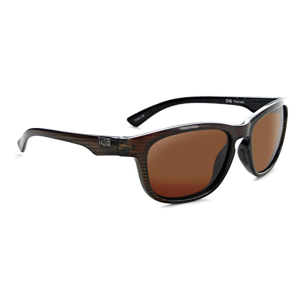 Optic Nerve Kapalua Sunglasses - Shiny Driftwood Demi