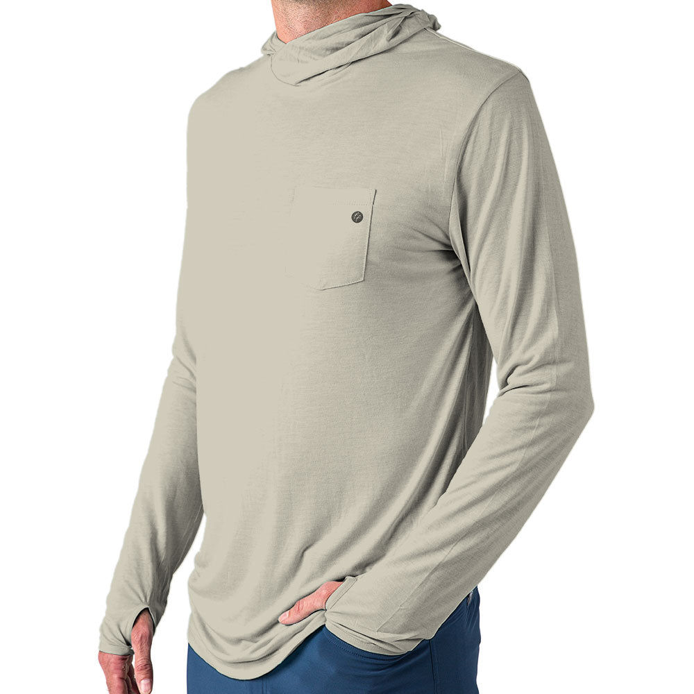 Free Fly Men's Bamboo Lightweight Hoody - Sale