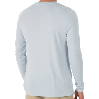 Free Fly Men's Bamboo Cruiser Henley