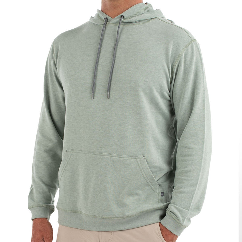 Free Fly Men's Bamboo Fleece Pullover Hoody - Final Sale