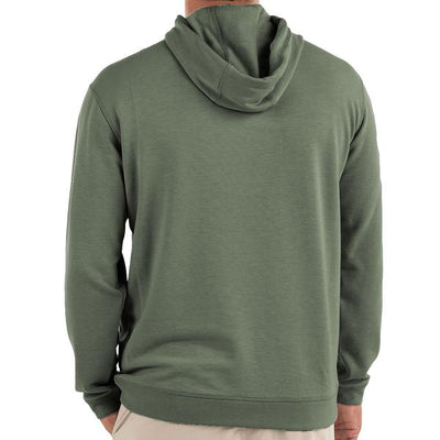 Free Fly Men's Bamboo Fleece Pullover Hoody - Sale