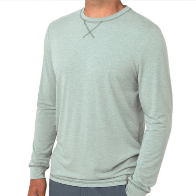 Free Fly Men's Bamboo Flex Long Sleeve Shirt - Final Sale