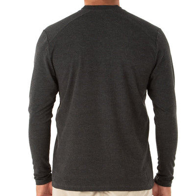 Free Fly Men's Bamboo Flex Henley