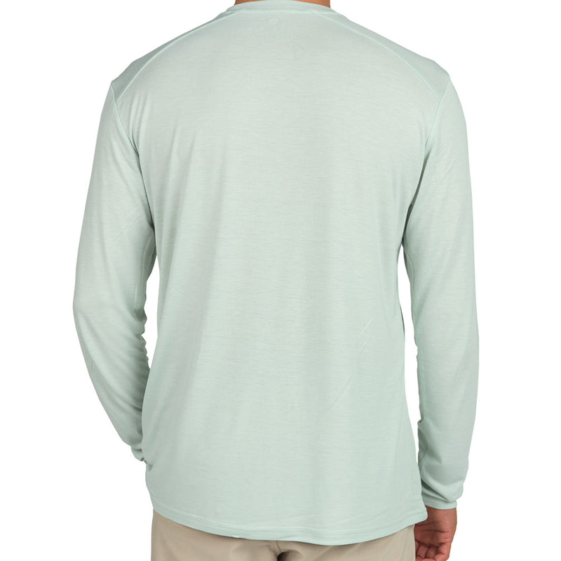Free Fly Men's Bamboo Lightweight Long Sleeve Shirt - Sale