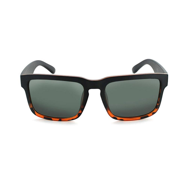Optic Nerve Mashup Sunglasses - Matte Black Demi Fade