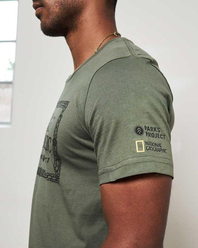 National Geographic x Parks Project Unisex Legacy Tee