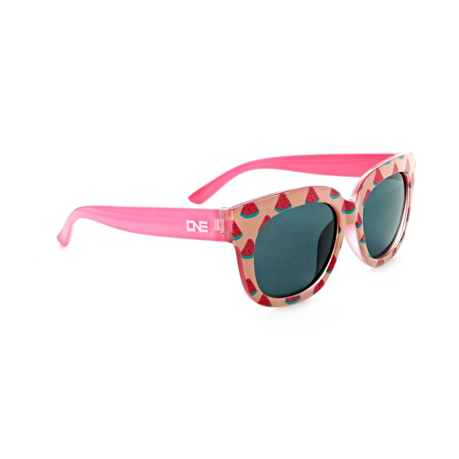 Optic Nerve Kid's Tart Sunglasses - Watermelon