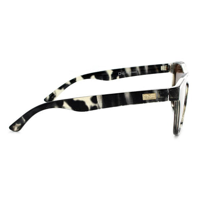 Optic Nerve Boardroom Sunglasses - Shiny Sage Marble