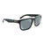 Optic Nerve Mashup Sunglasses - Matte Driftwood Grey