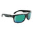Optic Nerve Timberline Sunglasses - Driftwood Grey