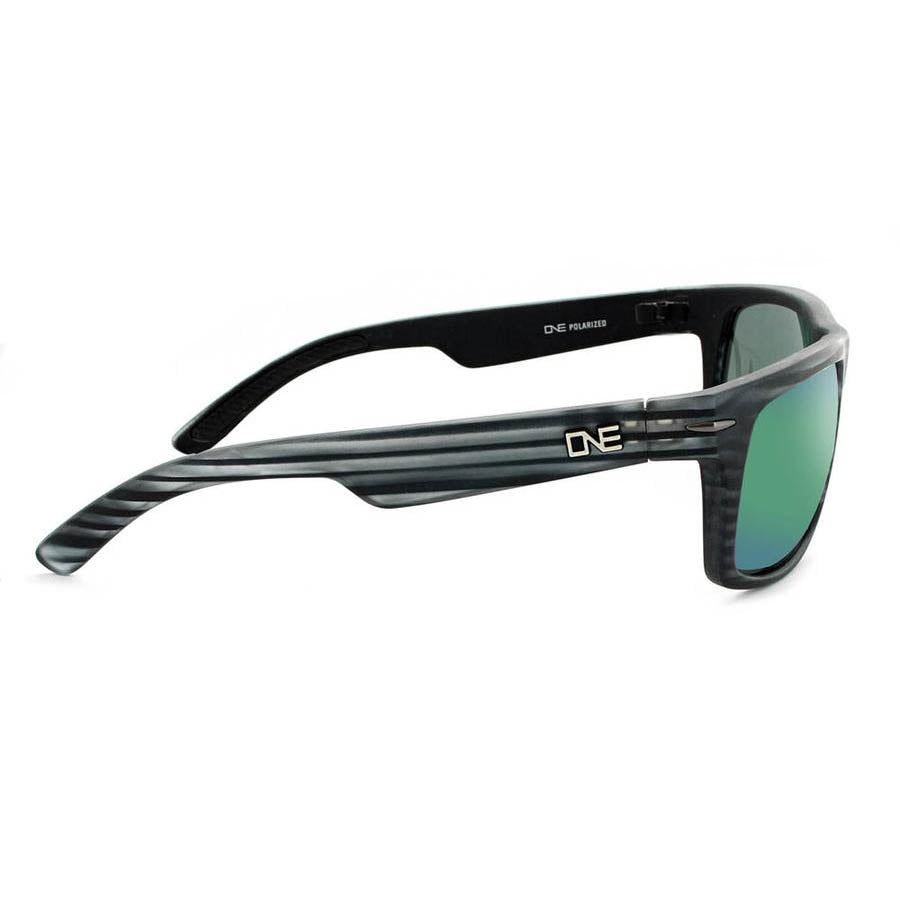 Matte Driftwood Gray with Po... Optic Nerve ONE Timberline Polarized Sunglasses