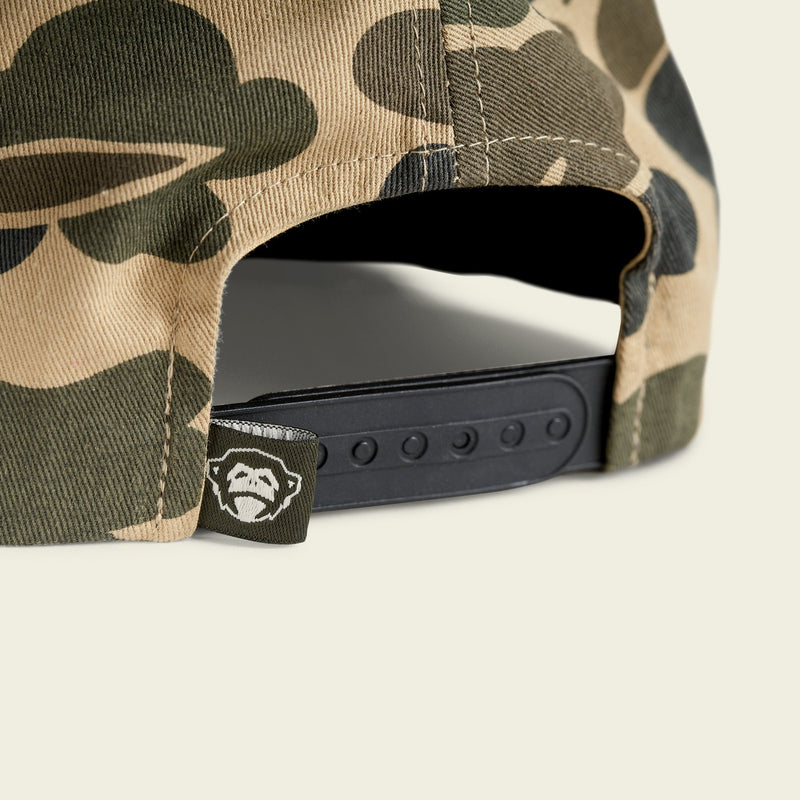 Howler Brothers Howler Classic Snapback - Camo
