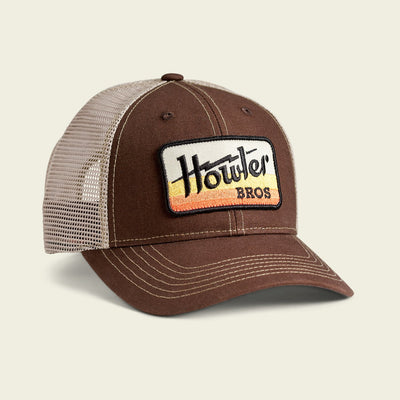 Howler Brothers Howler Electric Hat - Brown / Khaki