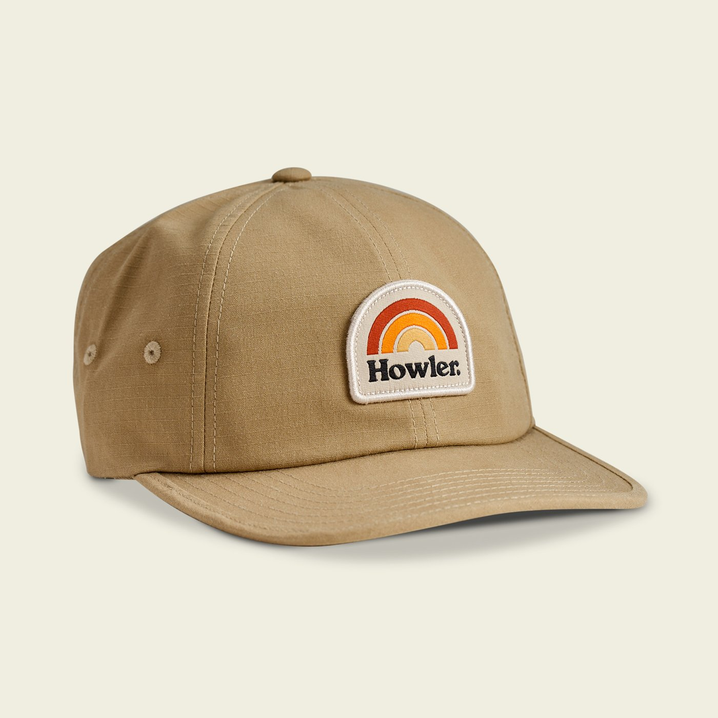 Howler Brothers Howler Rainbow Strapback Hat