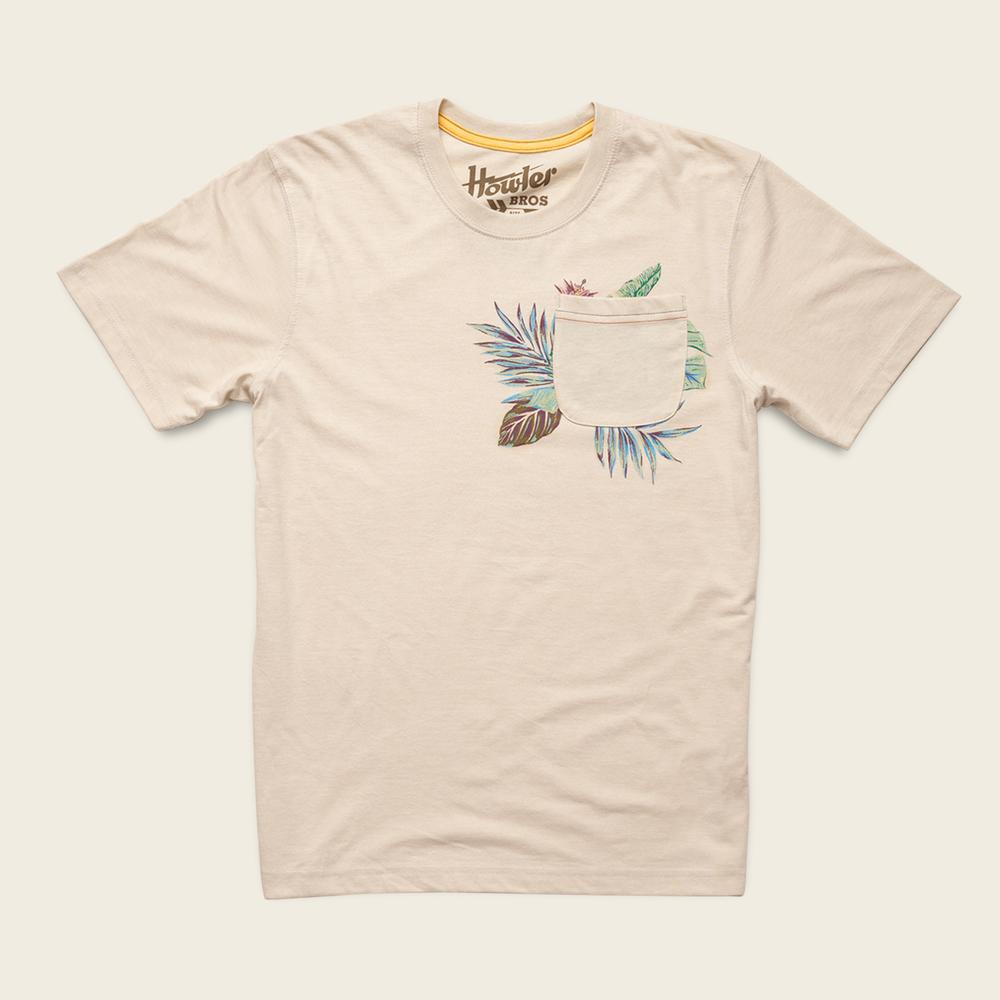 Howler Brothers Palm Pocket T