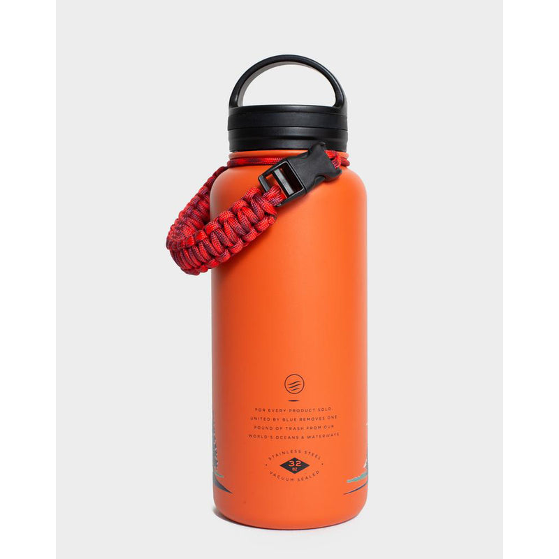 United By Blue Sun Mountain 32 oz. Insulated Steel Water Bottle
