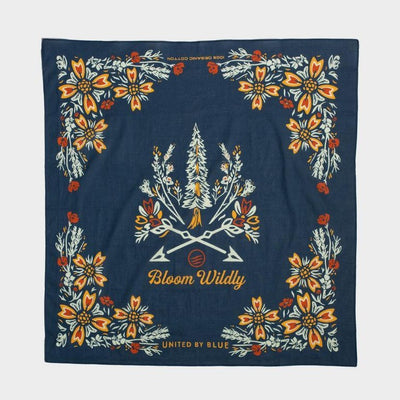 United By Blue Bloom Wildly Bandana