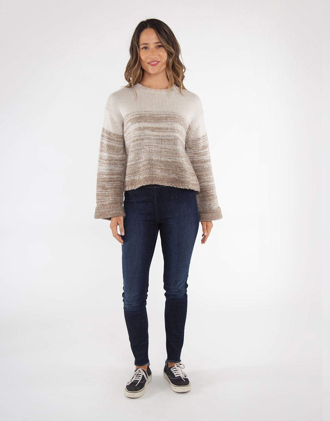 Carve Designs Estes Ombre Sweater - Sale