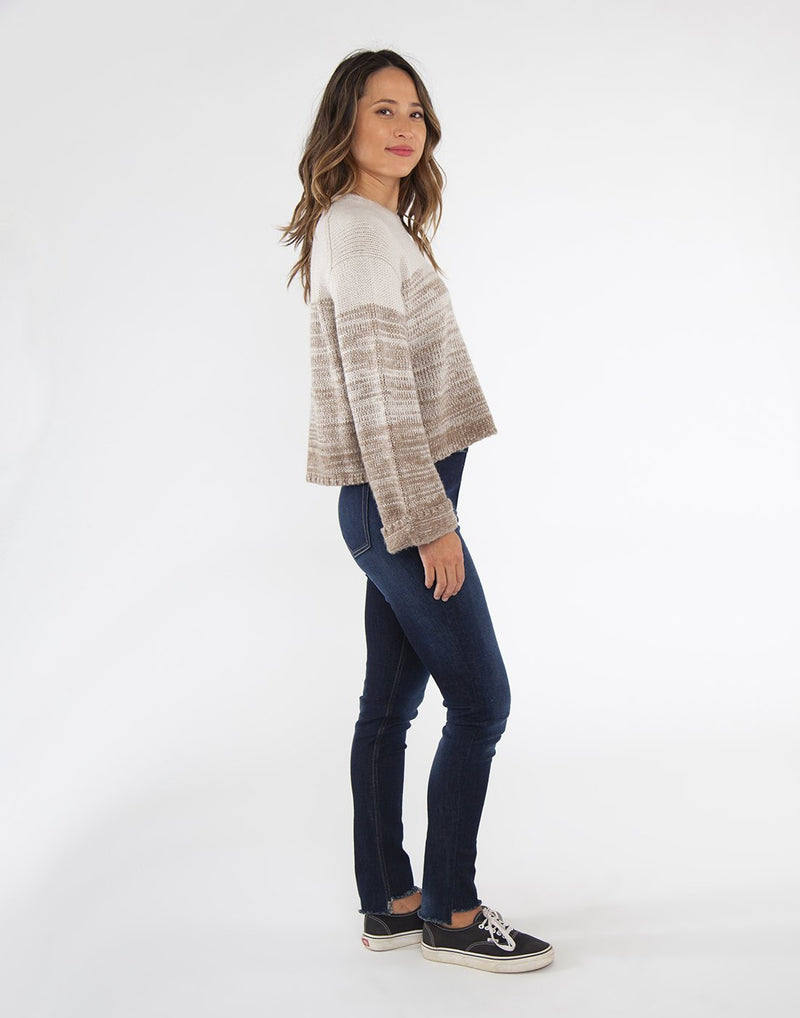Carve Designs Estes Ombre Sweater