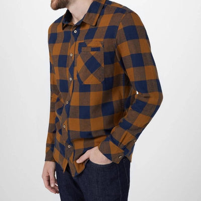 Tentree Men's Benson Button Up Longsleeve