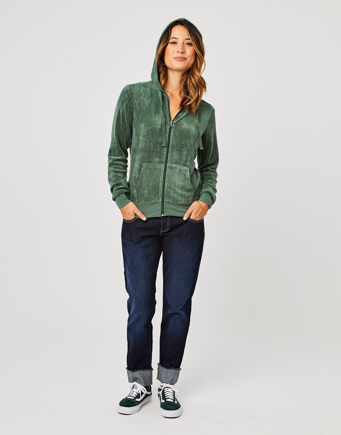 Carve Designs Arbor Zip-Up