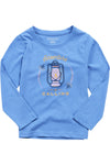 United By Blue Girls Long Sleeves Adventure is Calling Tee