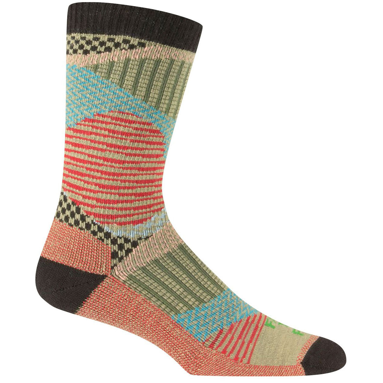 Farm to Feet Valle Crucis Lightweight Crew Sock - Women's
