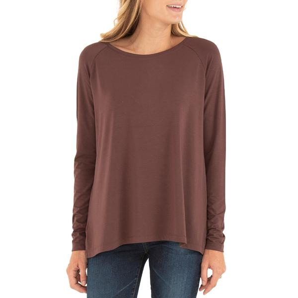 Free Fly Women's Bamboo Everyday Flex Long Sleeve - Sale
