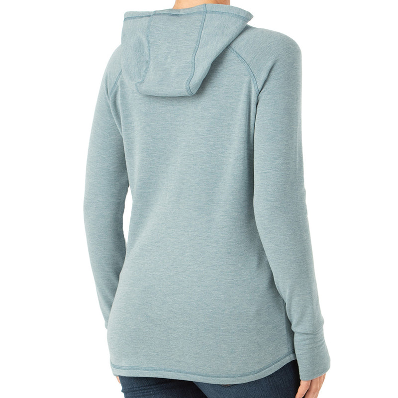 Free Fly Women's Bamboo Fleece Pullover Hoody