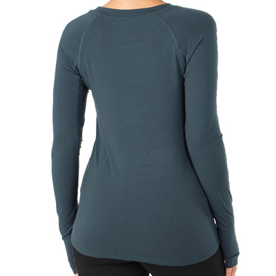 Free Fly Women's Bamboo Midweight Long Sleeve Shirt