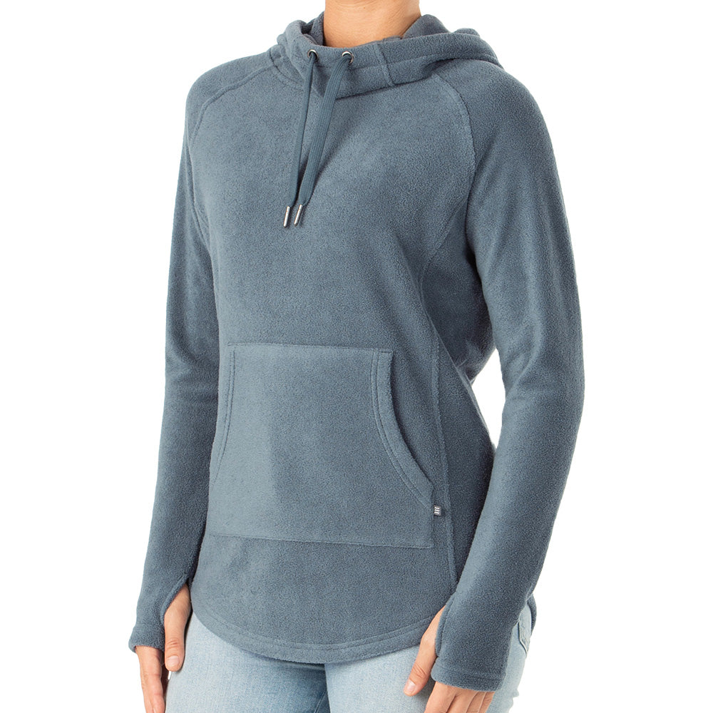 Free Fly Women's Bamboo Polar Fleece Hoody