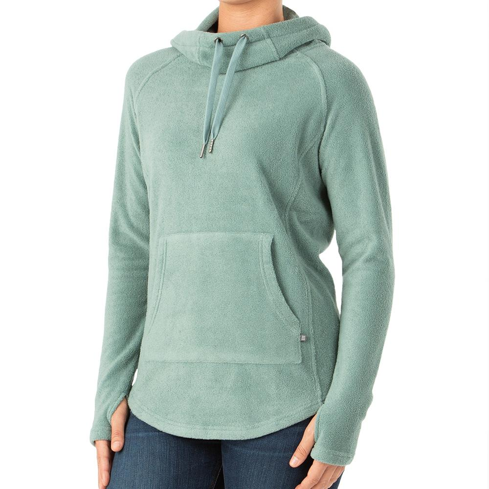 Free Fly Women's Bamboo Polar Fleece Hoody - Sale